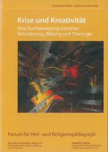 """Titelblatt des Buches """"Krise und Kreativität"""""""