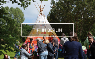 Tipi in Berlin