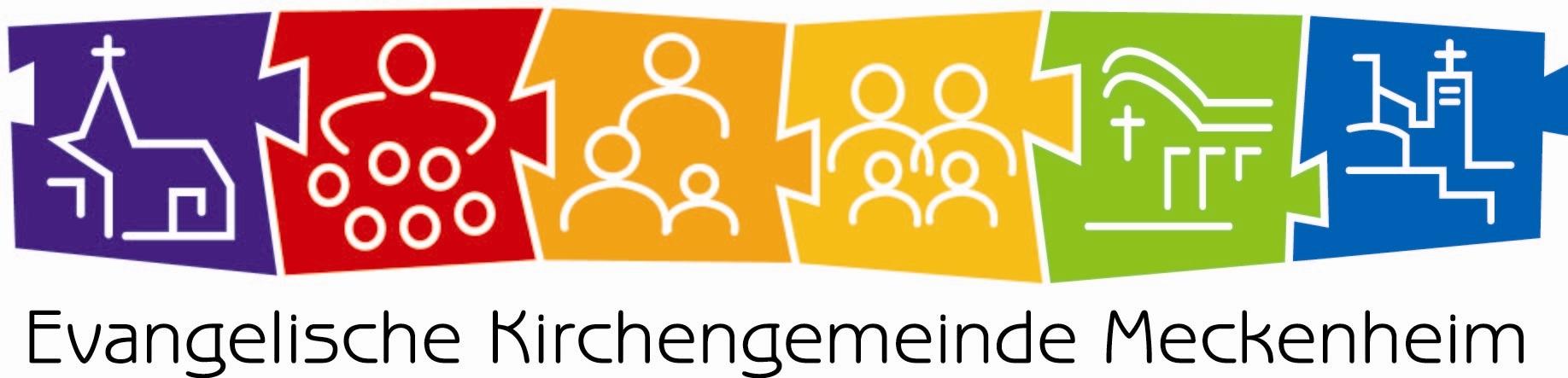 Wort-Bild-Marke der Evangelischen Kirchengemeinde Meckenheim